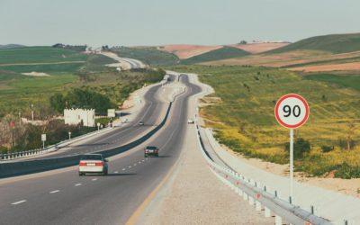 Los límites de velocidad que tendrás que cumplir en 2019