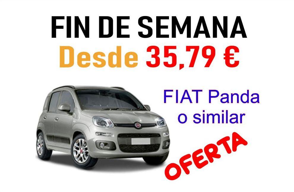 FIN DE SEMANA DESDE 35,79 €